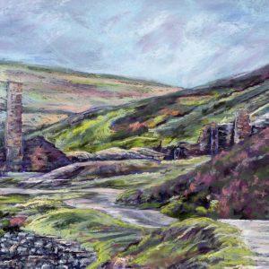 Old Gang Smelt Mill Yorkshire Dales